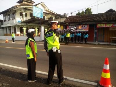 Penerapan PKS di jalan raya