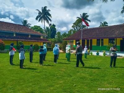 Materi Lapangan Patroli Keamanan Sekolah (PKS)